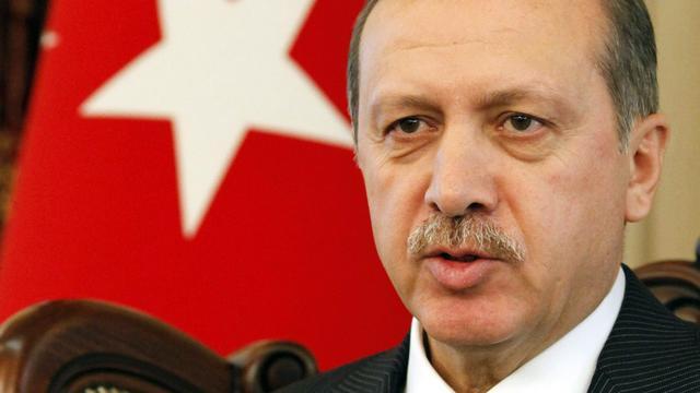 Excuses Erdogan aan Koerden