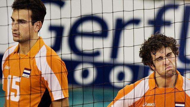 Volleyballers wacht lastige horde richting Spelen