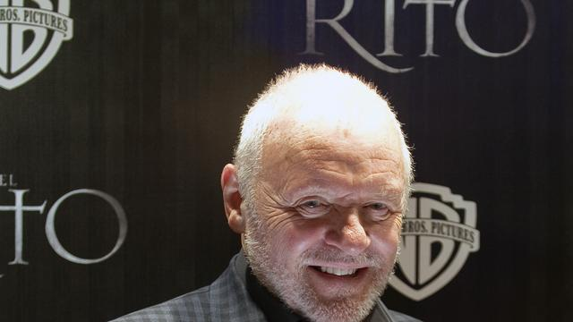 Anthony Hopkins wil hoofdrol in The Corrections