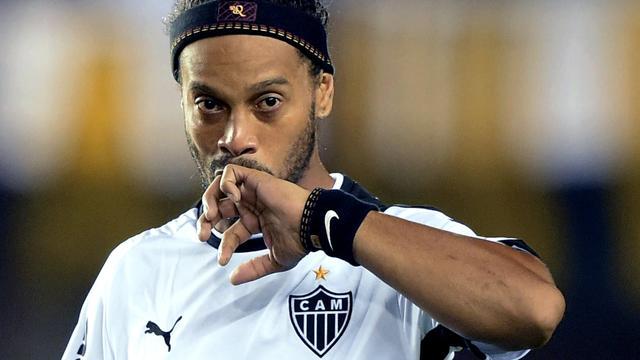 Ronaldinho per direct weg bij Atletico Mineiro