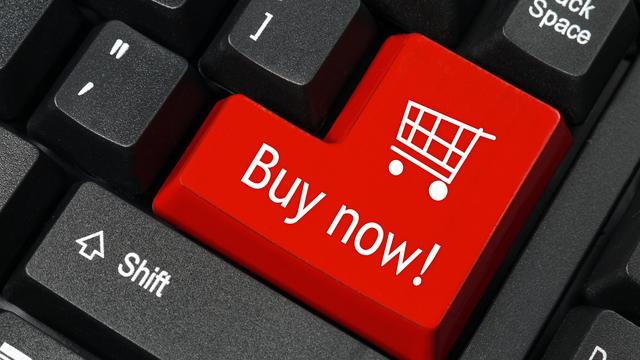 Nederland shopt het liefst online