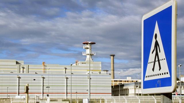 Dode door explosie in nucleaire fabriek Frankrijk