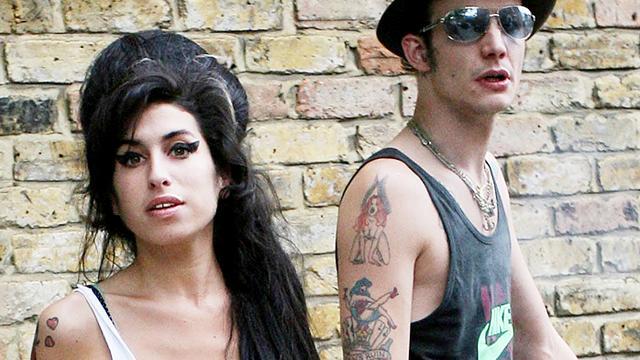 Amy Winehouse deed volgens ex-man zelfmoordpoging