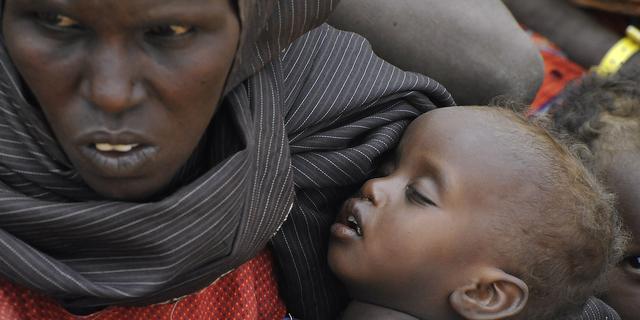 EU zet zestig miljoen euro apart voor vluchtelingen Somalië