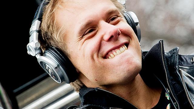 Armin van Buuren langer bij Radio 538