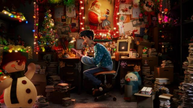 Arthur Christmas 3D – Sarah Smith