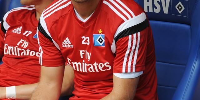 Van der Vaart blijft aanvoerder van Hamburger SV
