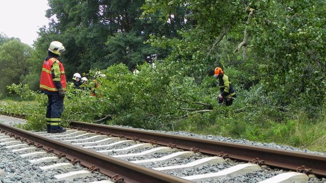Drie gewonden bij treinbotsing Leiden