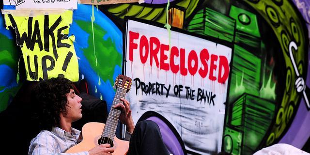 Kamp Occupy Los Angeles opgedoekt