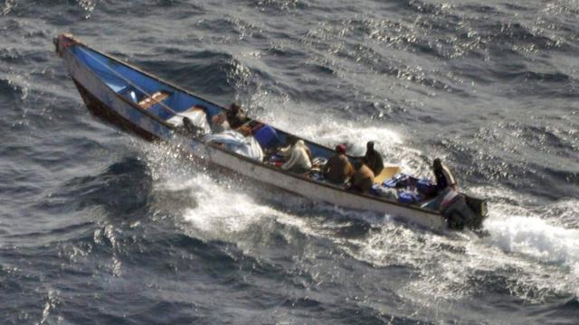 Somalische piraten moeten Franse cel in