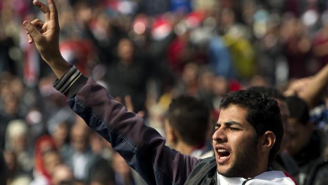 Tientallen gewonden door geweld in Caïro