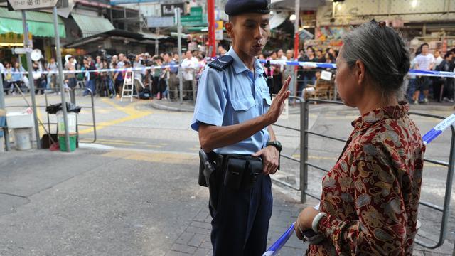 Doden door brand in woontoren Hongkong