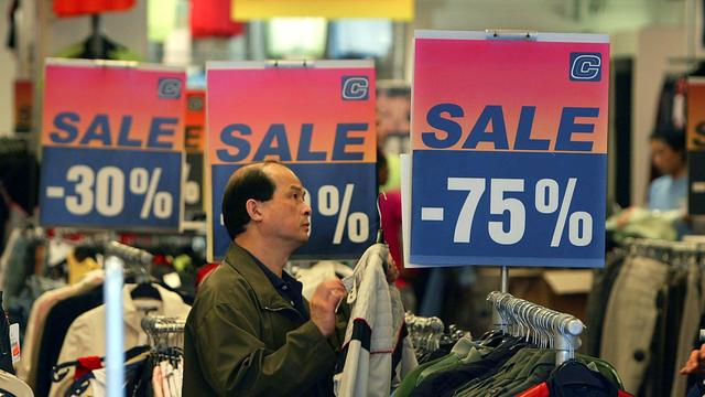 Consumentenvertrouwen eurozone bijna stabiel