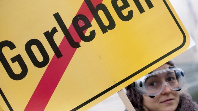 Tegenstanders Duits kerntransport opgepakt