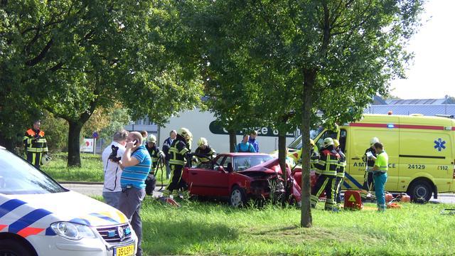 Zes mensen vast na schietpartij in Heerlen