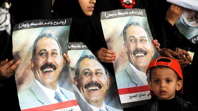 Jemen kiest president in februari
