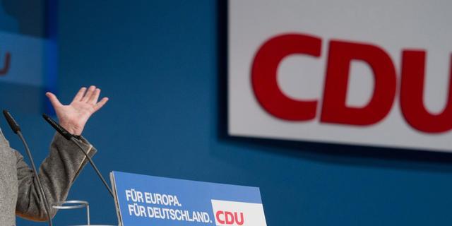 'Merkel wil EU-verdrag sneller veranderen'