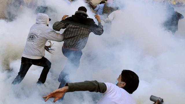 'Leger Egypte zet praktijken Mubarak voort'