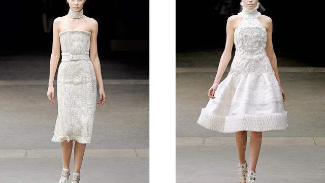 Trend Report: LWD ofwel 'Little White Dress'