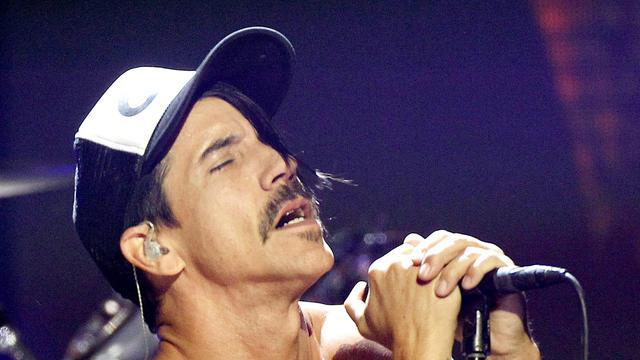 Red Hot Chili Peppers naar Nederland
