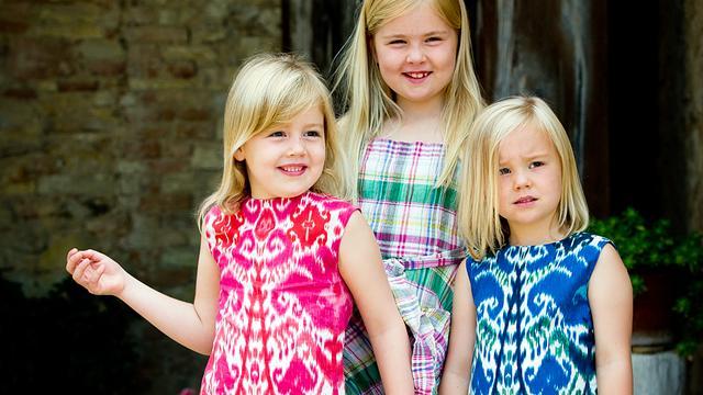 Prinses Amalia Viert 8e Verjaardag Nu Het Laatste Nieuws Het