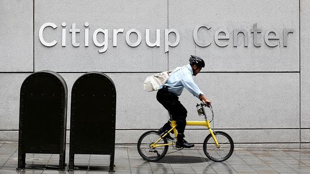 Amerikaanse bank Citigroup lijdt megaverlies van 18,3 miljard dollar
