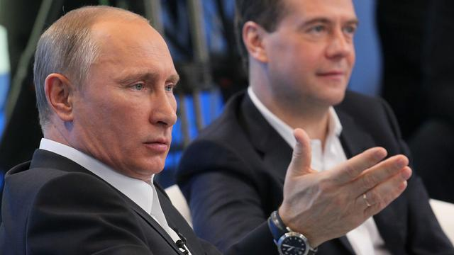 EU 'bezorgd' over verkiezingen Rusland