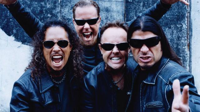 Album Master of Puppets van Metallica in nationaal muziekarchief