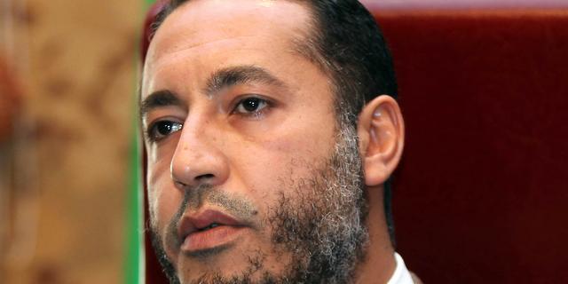'Zoon Kaddafi wil zich overgeven'