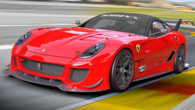Ferrari gaat maatwerk leveren