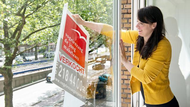 Kredietbeoordelaar voorspelt stijging huizenprijzen