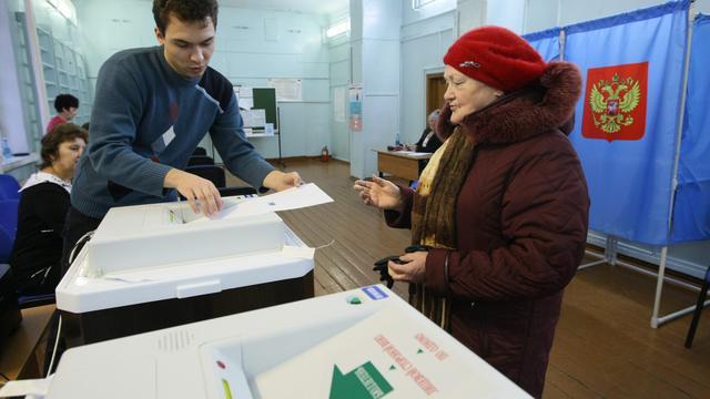 Kritiek op verloop verkiezingen Rusland