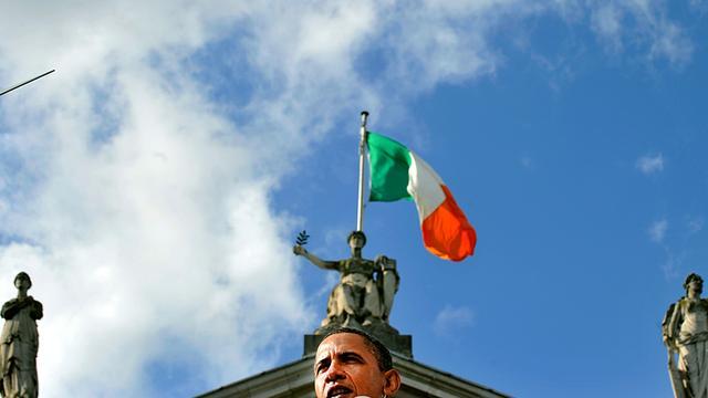 Dichter waarschijnlijk nieuwe president Ierland