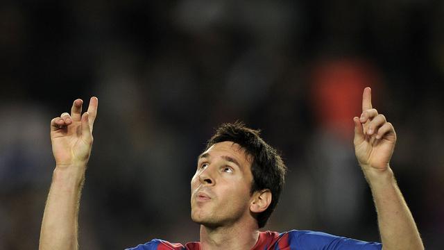 Messi, Xavi en Ronaldo maken kans op Gouden Bal