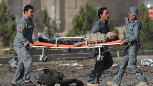 Tientallen doden door aanslagen Afghanistan