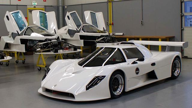 Saker Sportscars wil groeien in het buitenland