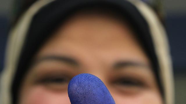 'Forse winst islamitische partijen in Egypte'