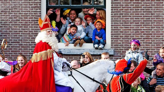 'Sinterklaas snel op erfgoedlijst'