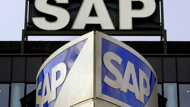 Softwaregigant SAP koopt clouddienst SuccessFactors
