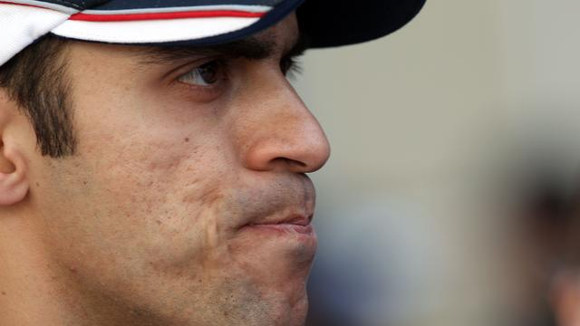 Maldonado ook in 2012 bij Williams