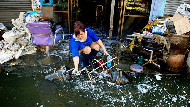 Thais hoogwater eist al 667 levens