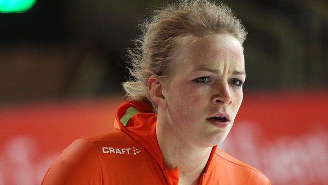 Yu Jing wederom rapste op 500 meter in Heerenveen