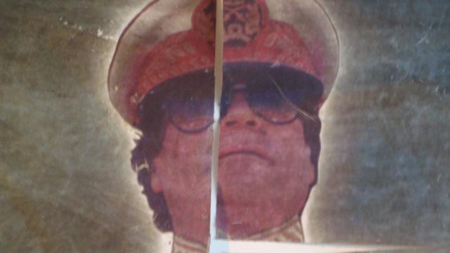 'Troep van Kaddafi als ode aan de Arabische Lente'