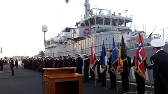 Medaille voor bijdrage missie Libië