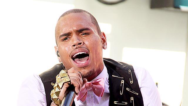 Chris Brown in problemen door burenruzie