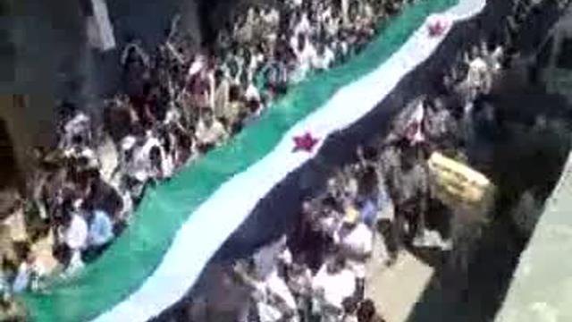 'Syrische troepen bestoken tegenstanders in Homs'