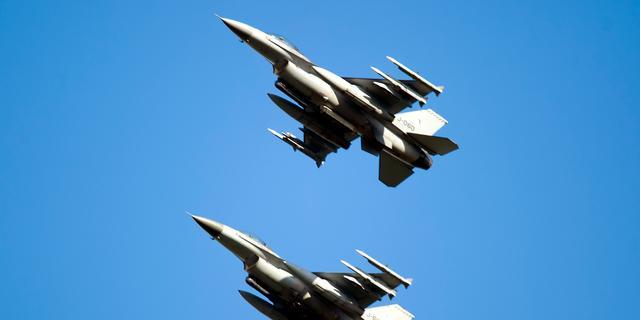 Nederlandse F-16's moeten Denen beschermen