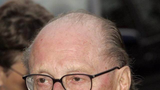 Uitgever Pierre Vinken overleden