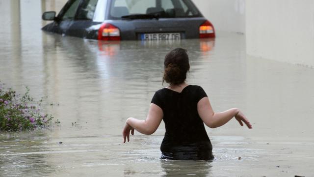 Dodental overstromingen Frankrijk loopt op