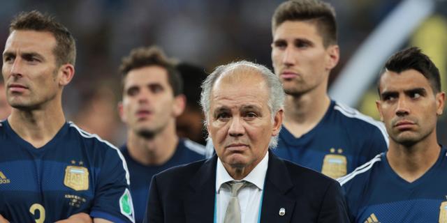 Voormalig Argentijnse bondscoach Sabella ondergaat hartoperatie